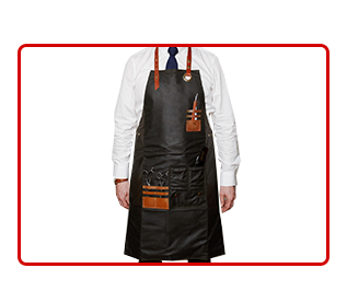 Find 2018 New Design! Barber Aprons