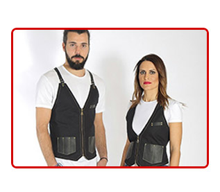 Find 2018 New Design! Hair Stylist Vest