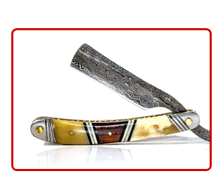 Find 2018 New Design! Damascus Razors