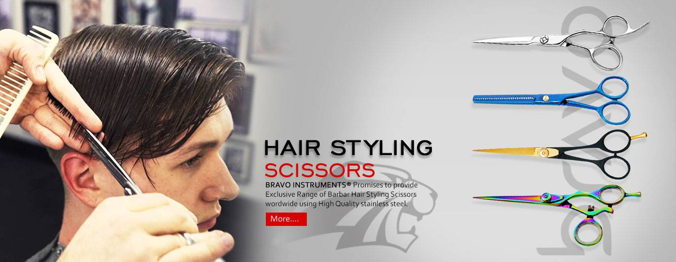 Hair Styling Scissors & Shears