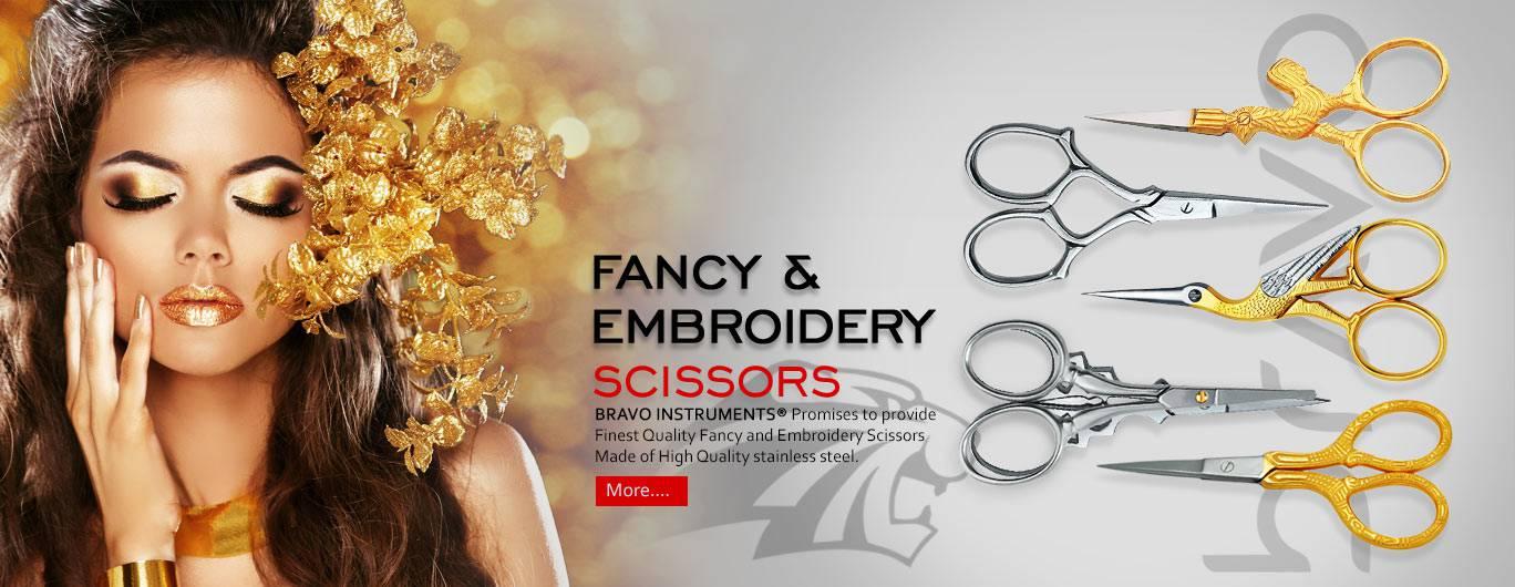 Fancy Embroidery Scissors