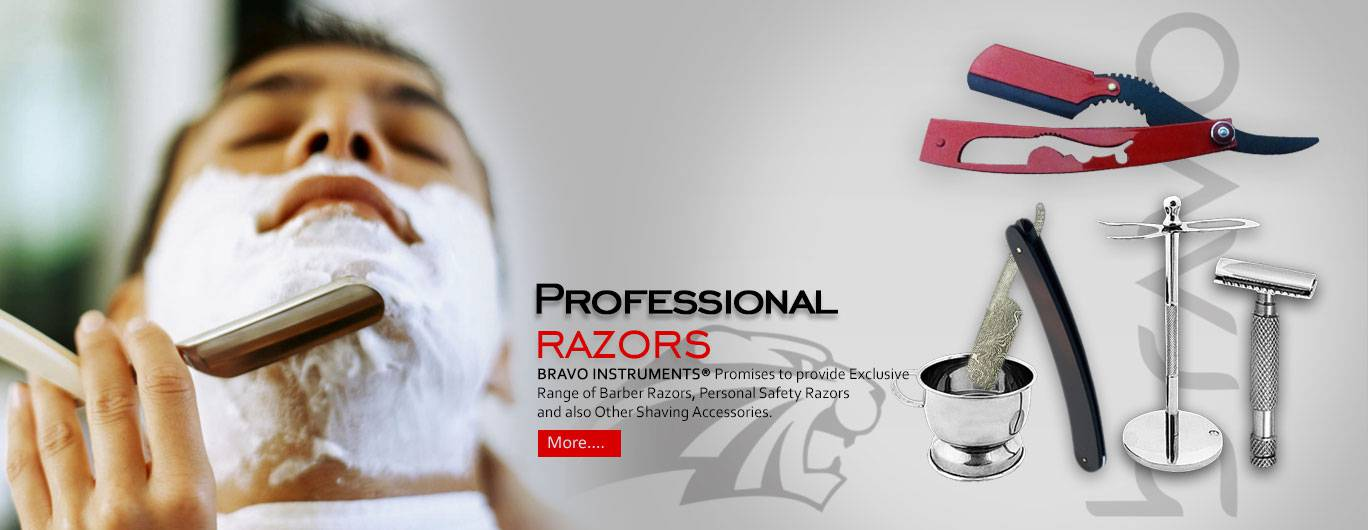 Professional Shaving Razors